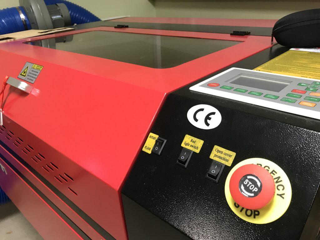 Uued õppevahendid - robotid, CNC pink ja 3D printer.